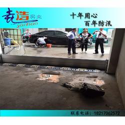 不锈钢防汛挡水板 不锈钢挡水板 不锈钢堵水门 防洪板图片