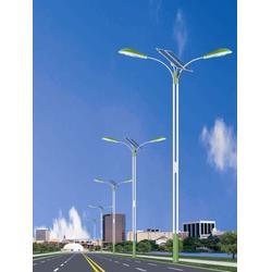 太阳能路灯节能效果-太阳能路灯-龙凤照明图片