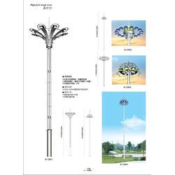 广西高杆灯供应商_龙凤照明(在线咨询)_高杆灯图片