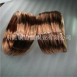 专业供应 国标紫铜电源线 无氧紫铜线 量大优惠图片