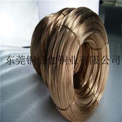 可加工C5210磷铜线 磷青铜丝 从优图片