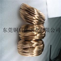 供应0.75磷铜线 6.55磷铜线 耐高温磷铜线图片