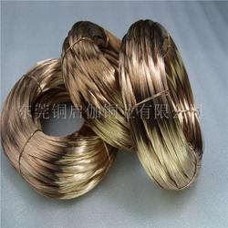 弹簧用磷铜线 0.55磷铜线 质量保证图片