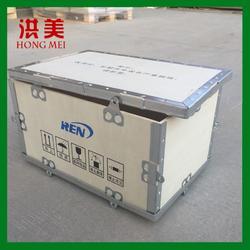 厂家直销 可拆卸组装包装木箱定制 免熏蒸木质包装箱 实木托盘图片