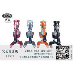 什么牌子的手动榨汁机好-应敏食品机械(在线咨询)手动榨汁机图片