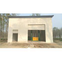 泰达机械(图)、垂直式垃圾压缩站成套设备、济南垃圾压缩图片