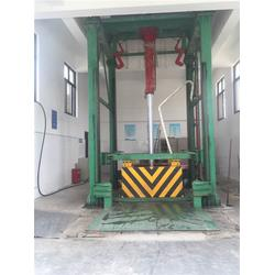 垂直垃圾压缩站、济南垃圾压缩、泰达机械图片