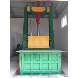 垂直垃圾压缩设备、泰达机械(在线咨询)、济南垃圾压缩图片