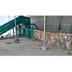 泰达环保(图)|全自动液压废纸打包机|废纸打包机图片