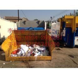 垃圾压缩、泰达环保、水平垃圾压缩机图片