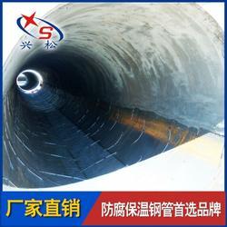 630*10水泥砂浆衬里防腐钢管厂家图片