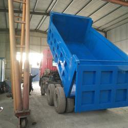15吨四不像车 后八轮拉土爬坡自卸车 农用翻斗车大马力图片