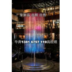 制作互动水晶烟花出租4D互动水晶烟花租售图片