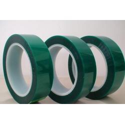 烤漆及粉末喷涂等工业绿色胶带离型处理拉方便图片