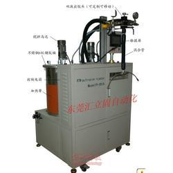 TF-780S 进口齿轮泵式AB胶自动混合,连续、定量供胶混胶机、静态灌胶机图片