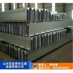 防撞高速护栏板生产厂家 温州护栏板生产厂家 山东博世护栏板