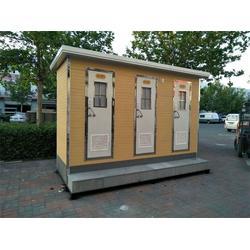 青岛移动厕所_安洁士环保公司图片