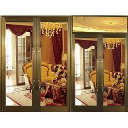 仿铜拉丝型材、台中仿铜拉丝、旺族门窗图片