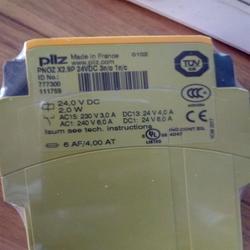 PNOZ X2.9P 24VDC 3n/o 1n/c安全继电器777300原装PILZ__使用说明图片
