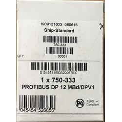 WAGO 750-402数字量输入模块万可PLC系统的调式图片