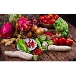 哪家蔬菜配送公司好-南站蔬菜配送-嘉宝饮食(查看)图片