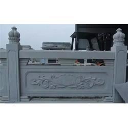 黑龙江石材护栏_实创雕塑_石材护栏制作公司图片