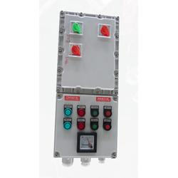 CT4盲板阀防爆控制箱生产厂家图片