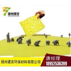 扬州建安环保土工席垫(图)-土工席垫生产商-土工席垫图片