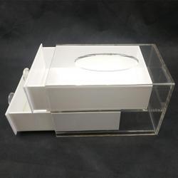 亚克力纸巾盒定制厂家找粤丰展示-一家信得过的厂家图片