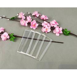 工厂推荐亚克力展示盒加工粤丰有机玻璃制作 供应pmma展示架 陈列架图片