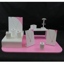 有机玻璃珠宝展示架供应厂家-粤丰展示-加工定制图片