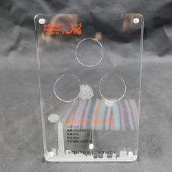 透明亚克力展示架 进口板材制作 厂家定制 粤丰展示图片