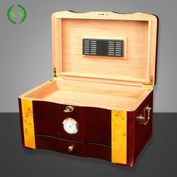批量供应 雪茄保湿盒 厂家直销 加工定制 粤丰展示用品图片