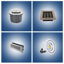 led投光灯、名创光电承接市政亮化工程、led投光灯厂家图片
