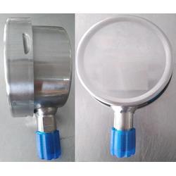 一体焊接耐震不锈钢压力表图片