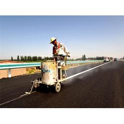 热熔道路标线涂料(金沛交通)南宁道路标线图片