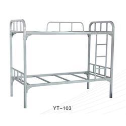 成人上下铺铁床-科森家具可来图定做-成人上下铺铁床订制图片