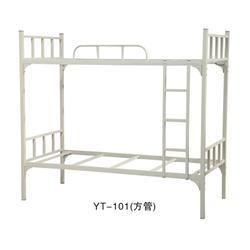 佛山双层铁床 科森家具可来图定制 公寓双层铁床