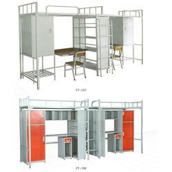 科森家具可来图定做 单人上下铺铁床-韶关上下铺铁床图片