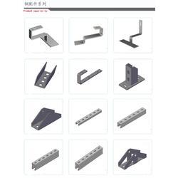 天津隆生新能源(图)-Y型钢光伏支架-天津光伏支架图片