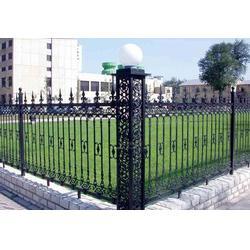 深圳公园围栏,公园围栏生产,华雅铝艺(优质商家)图片