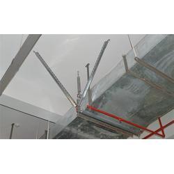 消防抗震支架厂家-宁波消防抗震支架-品奥环保产品质量好图片