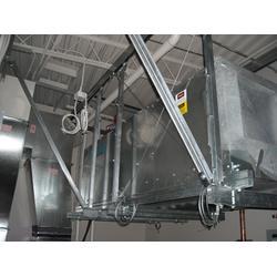 抗震支架厂家|品奥环保质量优低|温州抗震支架图片