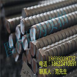 28mm精轧螺纹钢 φ28精轧螺纹钢厂 钢材螺纹钢图片