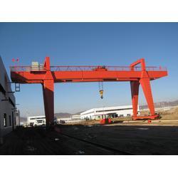 双梁龙门吊10吨_适用室外.中铁.钢材市场等_双梁龙门吊5吨图片