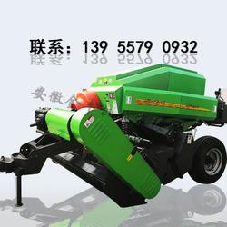 方型草捆打捆机 玉米小麦水稻牧草秸秆破碎粉碎打捆机图片