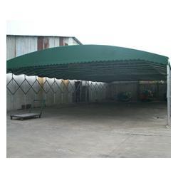 相城区厂家定制各种遮阳棚伸缩雨篷固定雨篷遮阳雨蓬图片