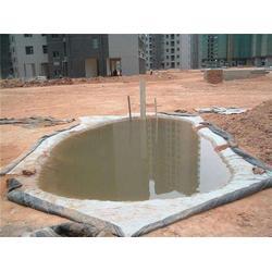 膨润土防水毯施工要求-森泰环保-晋城防水毯图片