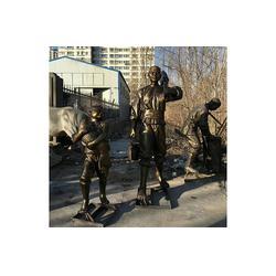 河北雕塑、中耀动物雕塑创意独特、儿童雕塑图片