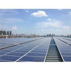 焦作农村房顶大型分布式光伏发电公司-旭铭能源图片